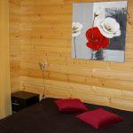 Kuikanranta - makuuhuone