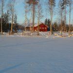Kuikanranta talvella