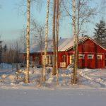 Kuikanranta talvella 2