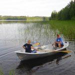 Pajaranta - kalastusta