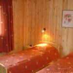 Pajaranta - makuuhuone