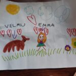 Piirrustus Velmusta