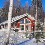 Myllymökki talvi4